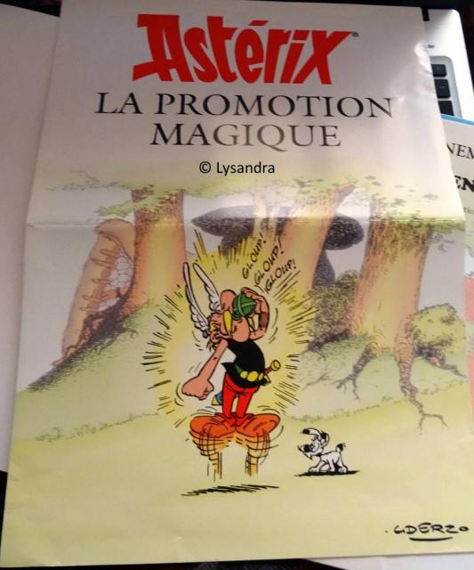 Dossier presse Astérix en langues étrangères 718266DP1