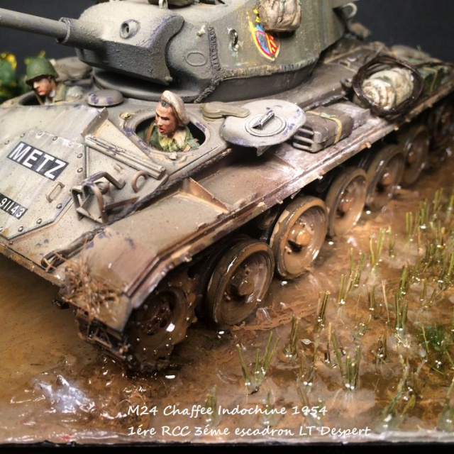 M24 Chaffee light tank, AFV Club 1/35 - Page 4 719151IMG3676