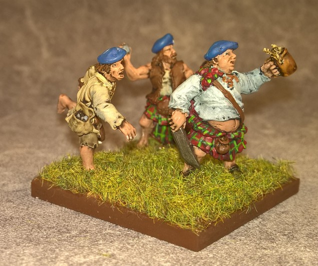 English civil war - highlanders 719236Highlanders5