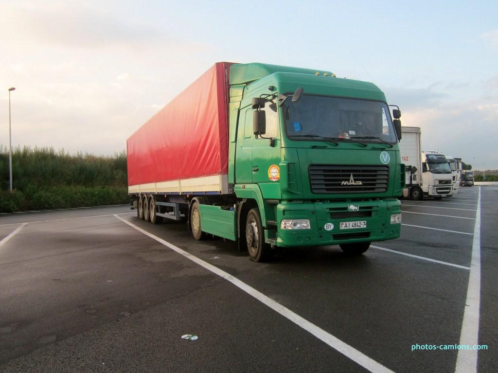 Maz.(Biélorussie) 719398Divers090812062Copier