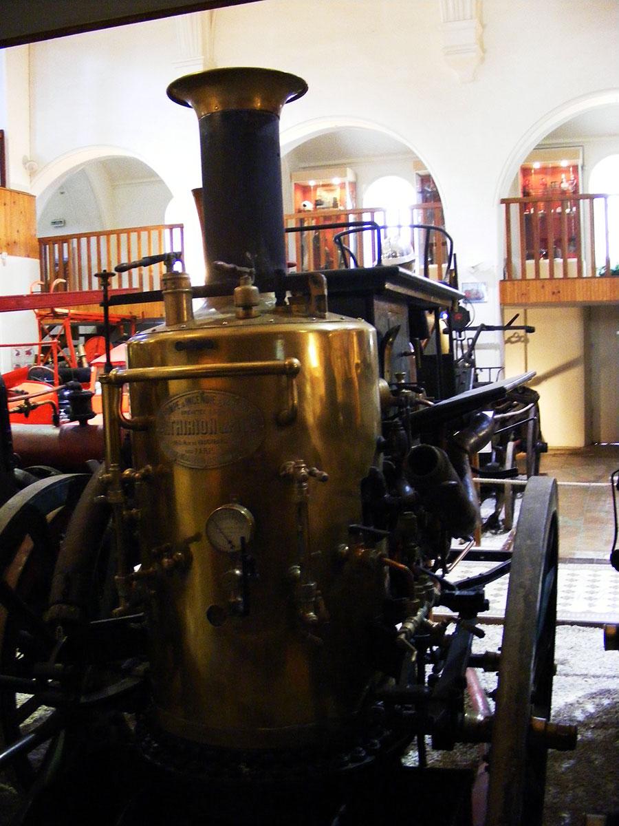 Musée des Pompiers de Bagnoles de l'Orne (Calvados) [fermé] 720097DSCF1718z9