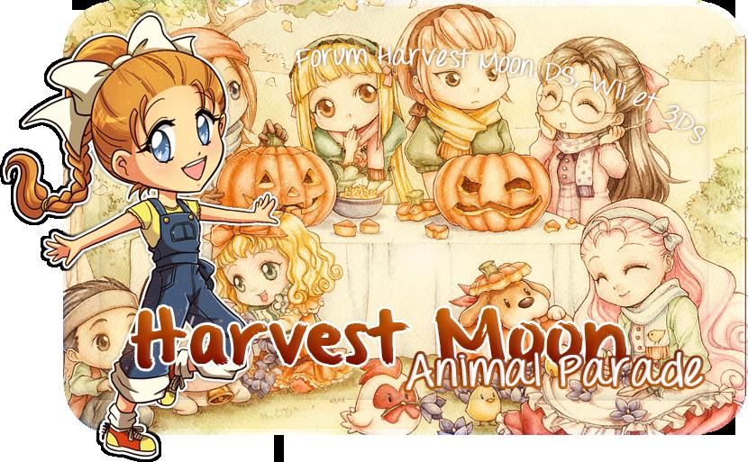 Harvest Moon : Animal Parade