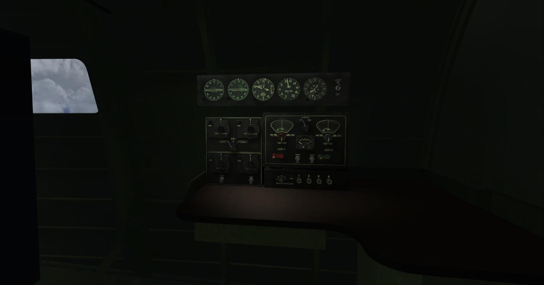 vol VFR aux USA 7205532012129175330438