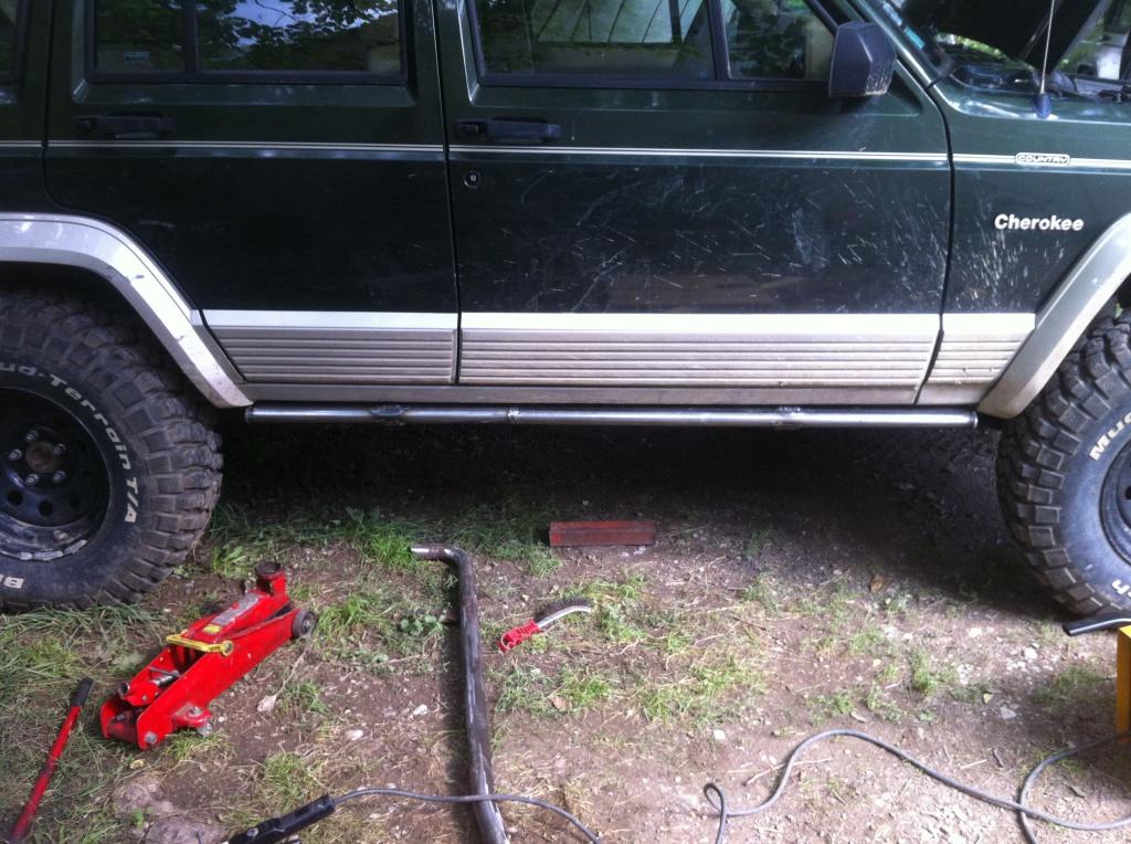 sliders jeep cherokee xj 720731IMG0491