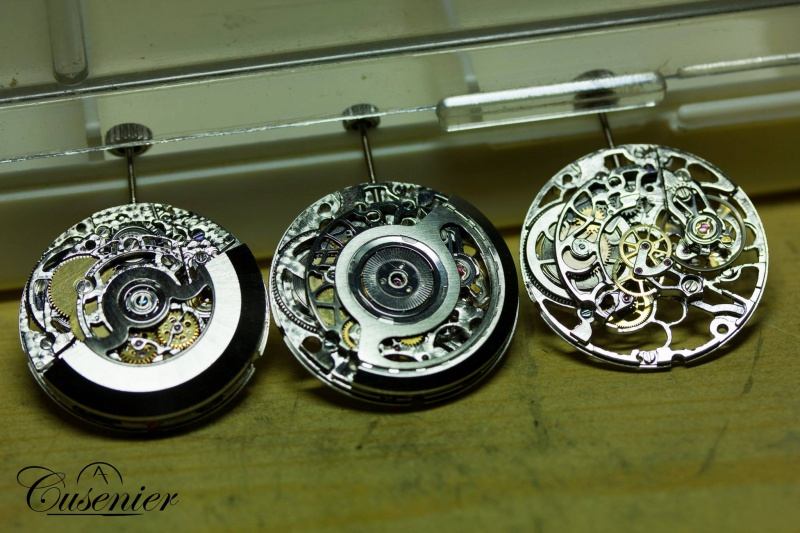 Un horloger à la lime 7212853mvt
