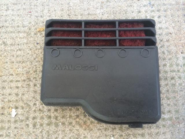 Filtre à Air MALOSSI 72150707162014165219