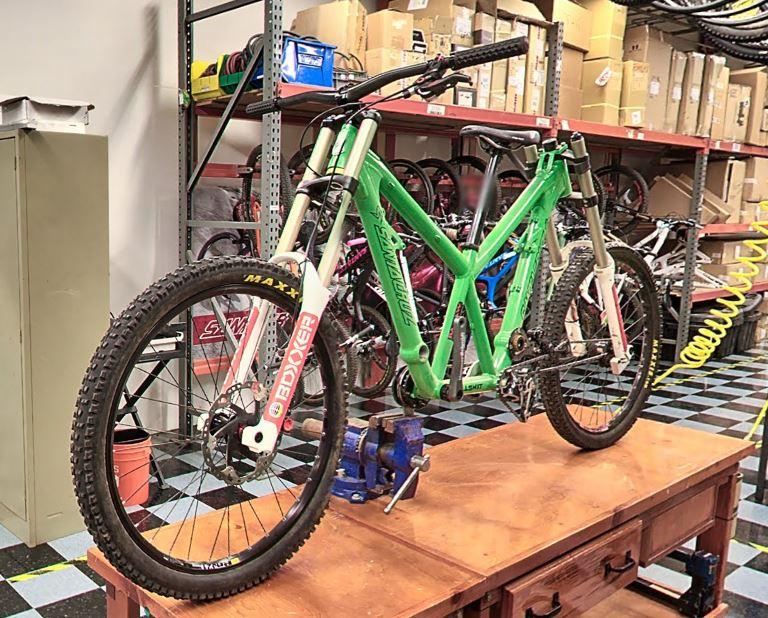 Les vélos Santa Cruz 721830Capture
