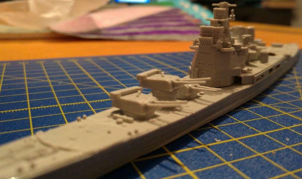 Croiseur TAKAO 1944 1/700 Pit-Road 721949Takao10