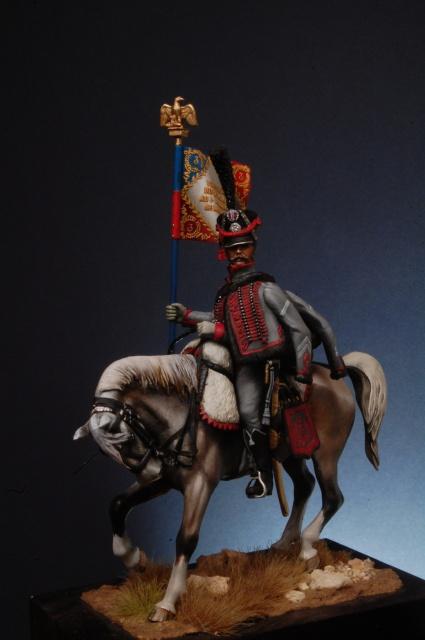 aigle du 3eme hussard 7220563ussari19