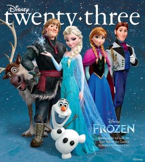 Disney Twenty Three (D23) : le magazine - Page 15 722437Disneytwentythree