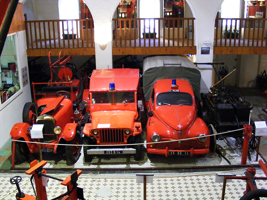 Musée des Pompiers de Bagnoles de l'Orne (Calvados) [fermé] 722442DSCF1719z9