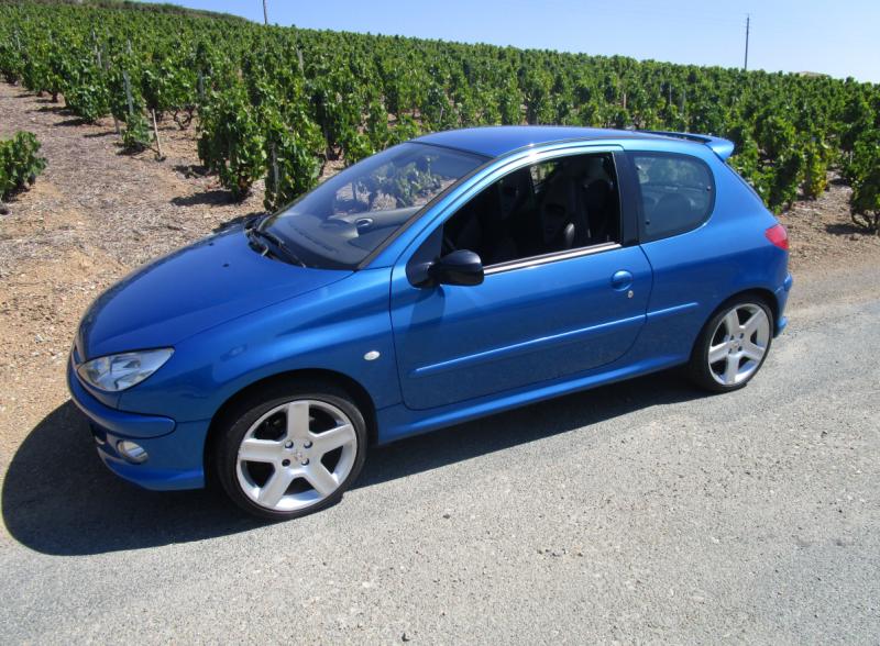 [BoOst] Peugeot 206 RCi de 2003 722460871