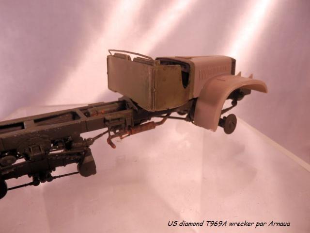 US Diamond T969A wrecker (Mirror Models 1/35) - Page 2 722653P1160031