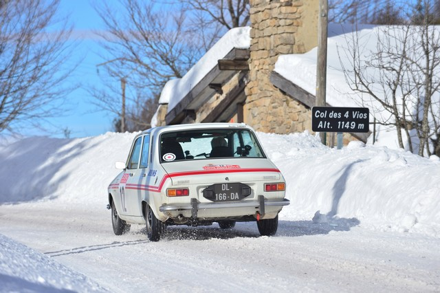2015 - Rallye Monte-Carlo Historique : revivez le Rallye en images 7226756617516