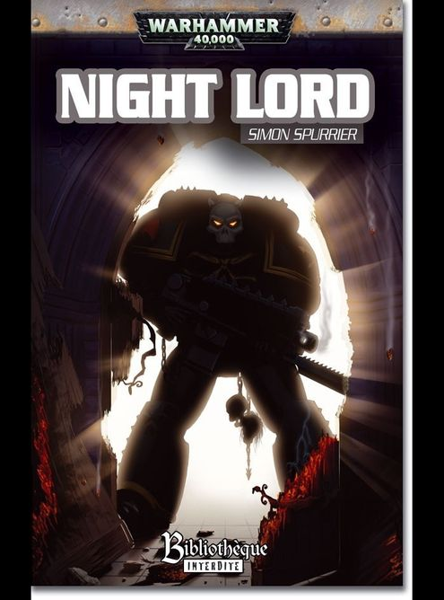 Night Lord - Simon Spurrier 722775nightlord
