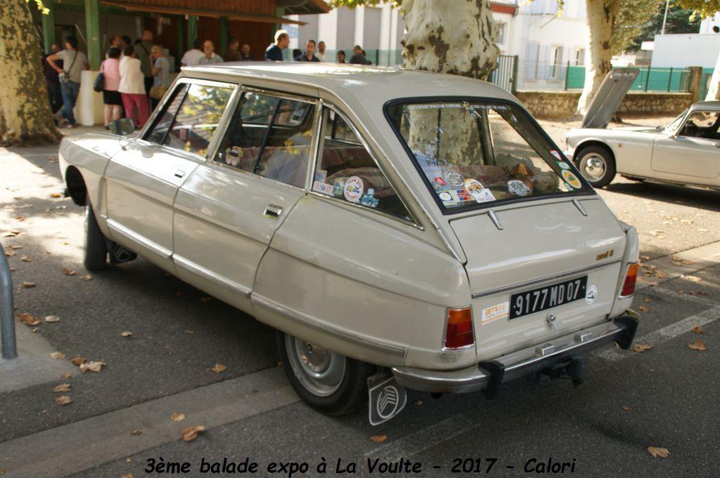 [07] 23/09/2017 - 3ème rassemblement - balade à La Voulte - Page 2 723852DSC02599