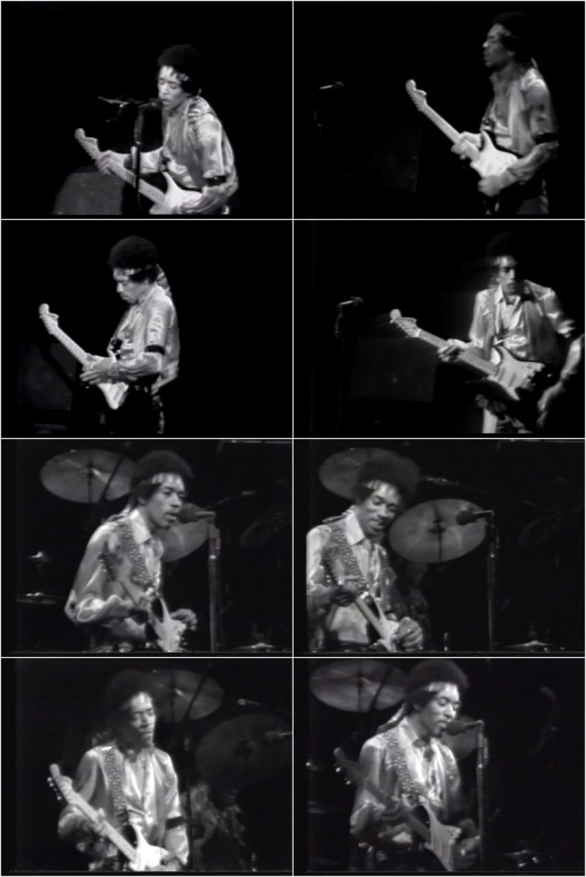 New York (Fillmore East) : 1er janvier 1970 [Premier concert]  72416578198508bh3