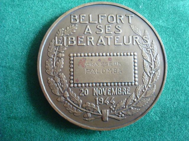 LES INSIGNES DU BATAILLON DE CHOC 1943/1963. 725194MdaileBelfortPALOMBA001