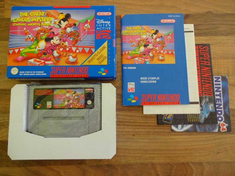 Prupru's Collection ! 100% Super Nintendo et 200% Super Comboy !! - Page 19 725496DSC00452