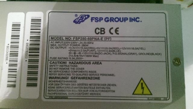[VDS] SuperGun Smallcab 46€ fpin ou 58 fpin avec alim 725531IMAG2244