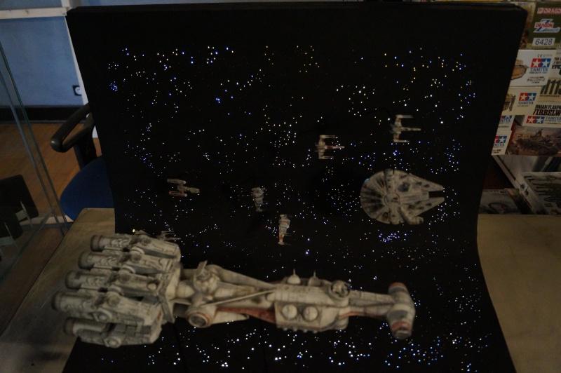 STAR WARS : Diorama Flotte rebelle - Page 4 725950DSC00797