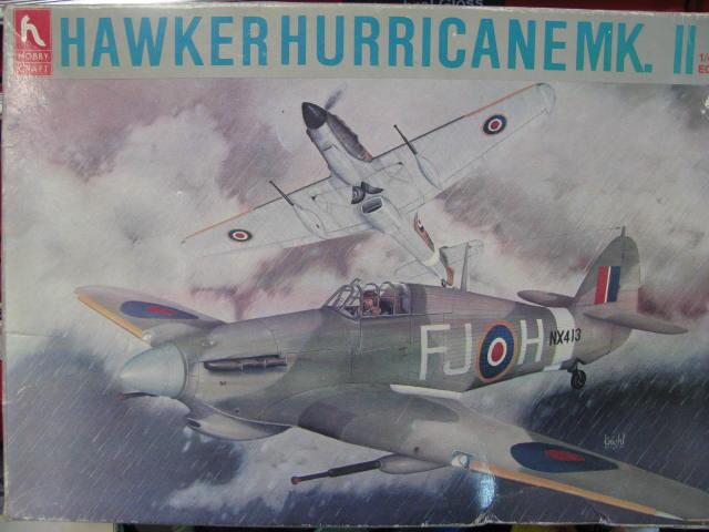Hawker Hurricane Mk IId Trop 6 Sqn 1942 Hobbycraft 1/48.... Terminé! 727532IMG0830
