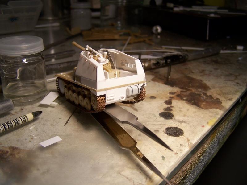Sdkfz 124 Wespe Normandie 06.44 7276251005725