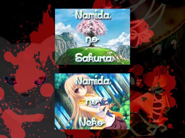 Namida no Sakura ~ Anniversary Edition 727693anniversaryfondex