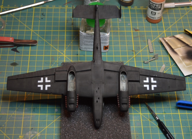 Nightfighter Germany 1940 : Bf110 C Maj Falck Commodore NGJ1 - Page 3 729122OK2601161