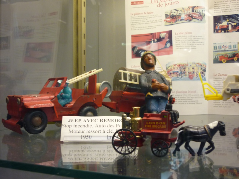 Musée des pompiers de MONTVILLE (76) 729949AGLICORNEROUEN2011137