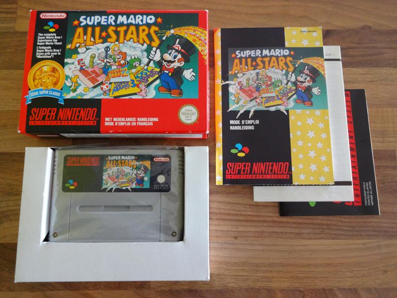 Prupru's Collection ! 100% Super Nintendo et 200% Super Comboy !! - Page 19 729985SuperMarioAllStars