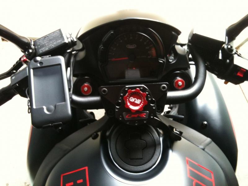 [LeCHRIS] - 1125 CR Full Power Noir Mat by PAROTECH...!!!... 730299IMG0708