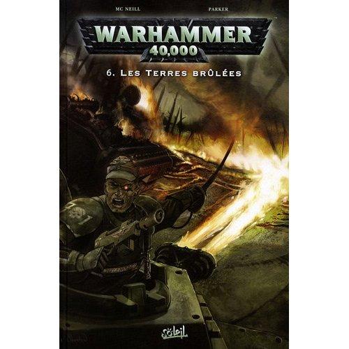 Warhammer 40K en Bande Dessinée (Non Black Library) 732052BD6