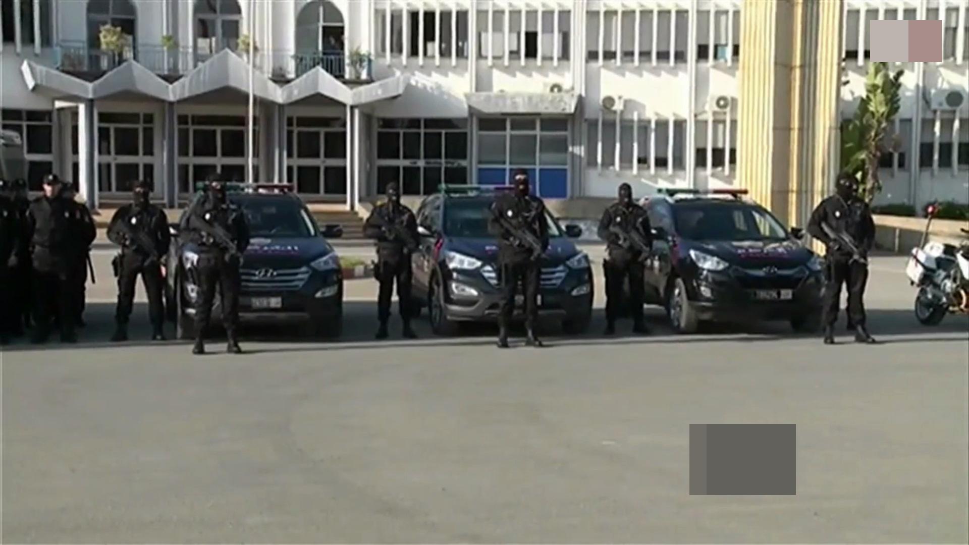 Moroccan Special Forces/Forces spéciales marocaines  :Videos et Photos : BCIJ, Gendarmerie Royale ,  - Page 9 732658416
