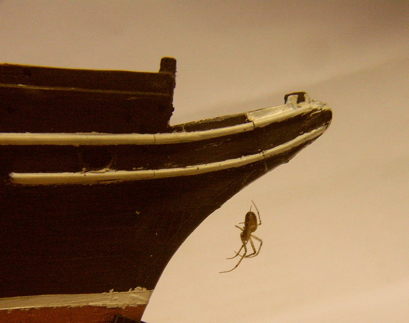Cutty Sark (Revell 1/96°) par Olnejean - Page 4 732834323