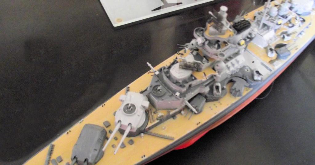 Tirpitz Revell au 1x350 avec PE - Page 2 732836DSCF0335