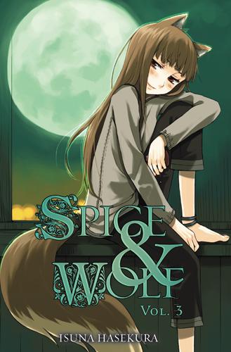 [ANIME/MANGA/LN] Spice and Wolf (Ookami to Koushinryou) - Page 2 733711spicewolftome3roman4370403