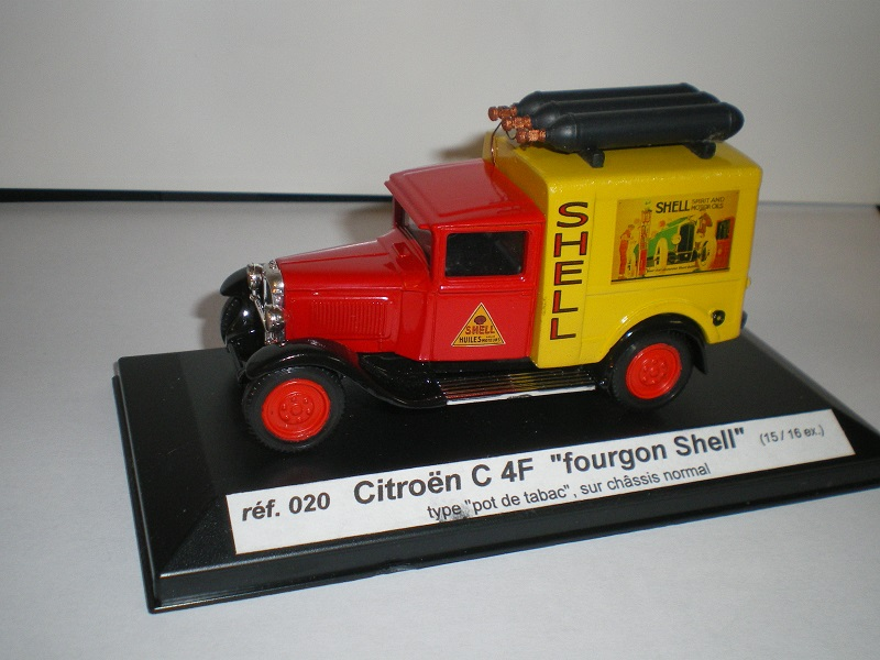 Citroën Fourgons et voitures de livraison C4 734528IMGP0218