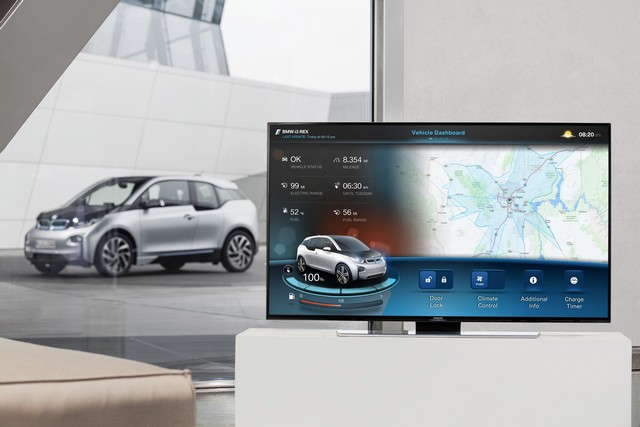 BMW i étend son réseau d'agents. 734937P90171125highResbmwiconnectedmobi