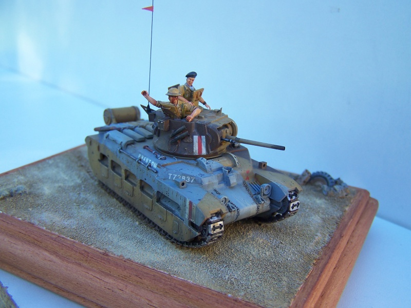 BattleAxe ,juin 1941 ,Matilda 2 7350631005294