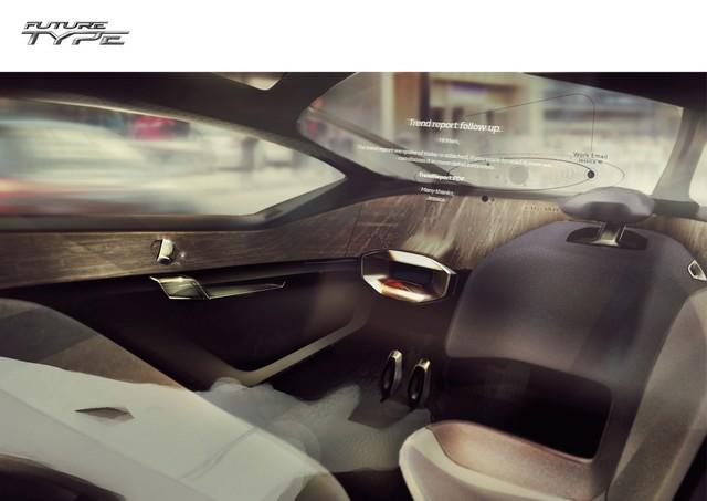 Concept Jaguar Future-Type : La Vision De Jaguar Pour 2040 Et Au-Delà 735683futuretype15