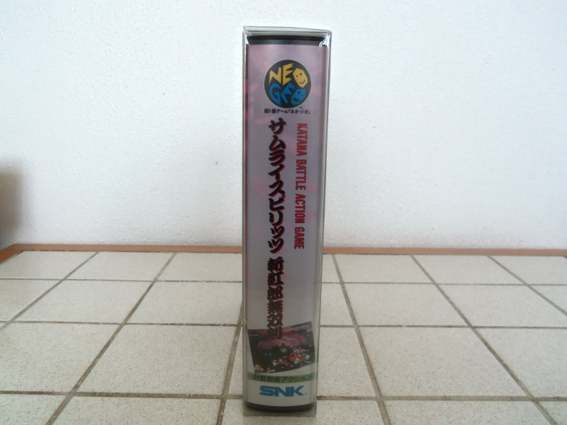 Protective Case - boitiers de protection pour les jeux AES 7360211001882