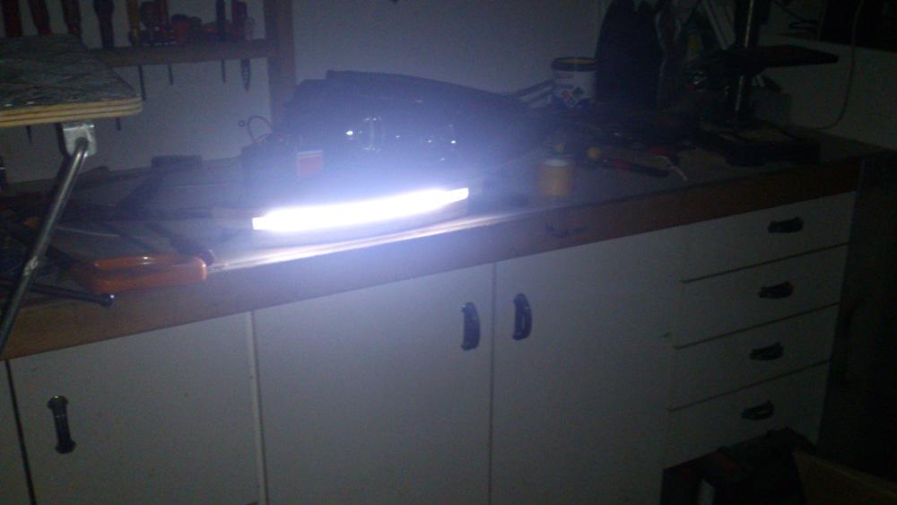 Modification des phares halogènes : HID + Led 736136DSC0567