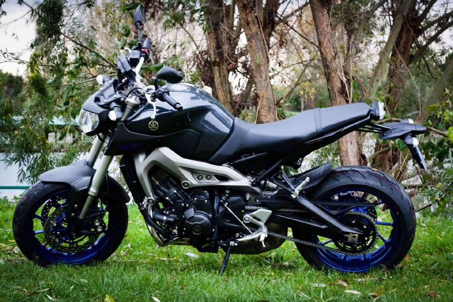 Photos de toutes les Yamaha MT-09 du forum ! :) 737545Willycmoi