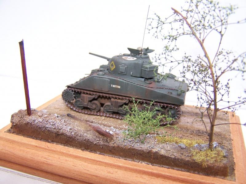 Sherman mk1  Normandie 1944 738013sherman1c029