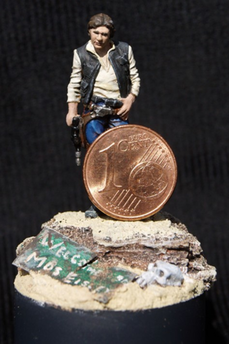 FINI - Han Solo - Knight model 738502HanSolo9