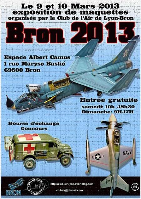 Expo de Bron (à côté de Lyon) - 9 et 10 Mars 2013 738561Capture