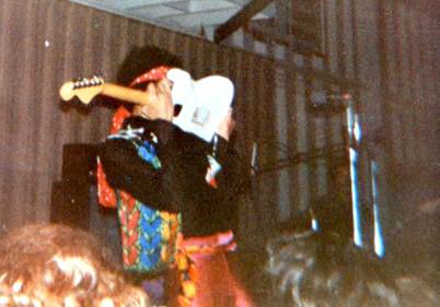 Norman (Field House, University Of Oklahoma) : 8 mai 1970 [Second concert]  7395601970050803OklahomaUSA