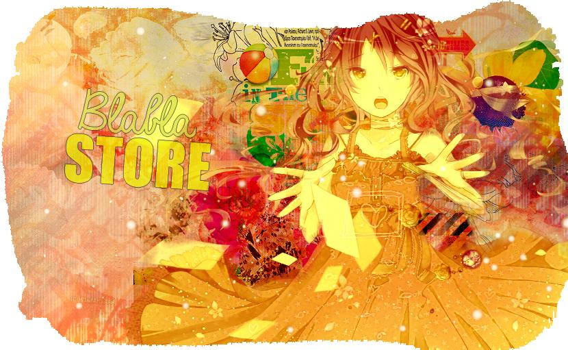 [GALERIE-MISSION] Mitsu'Art - Page 3 739965BlablaStorethmeprintempettjaune2