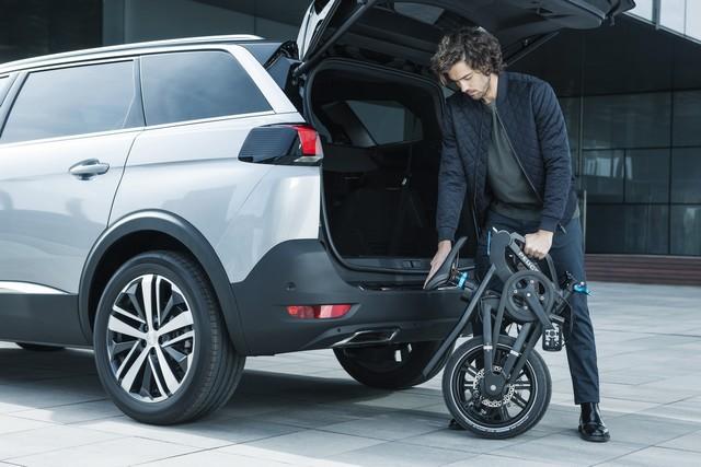 PEUGEOT commercialise son vélo pliant à assistance électrique eF01  7400854PeugeotCycleseF01PhotosCommeF015008007